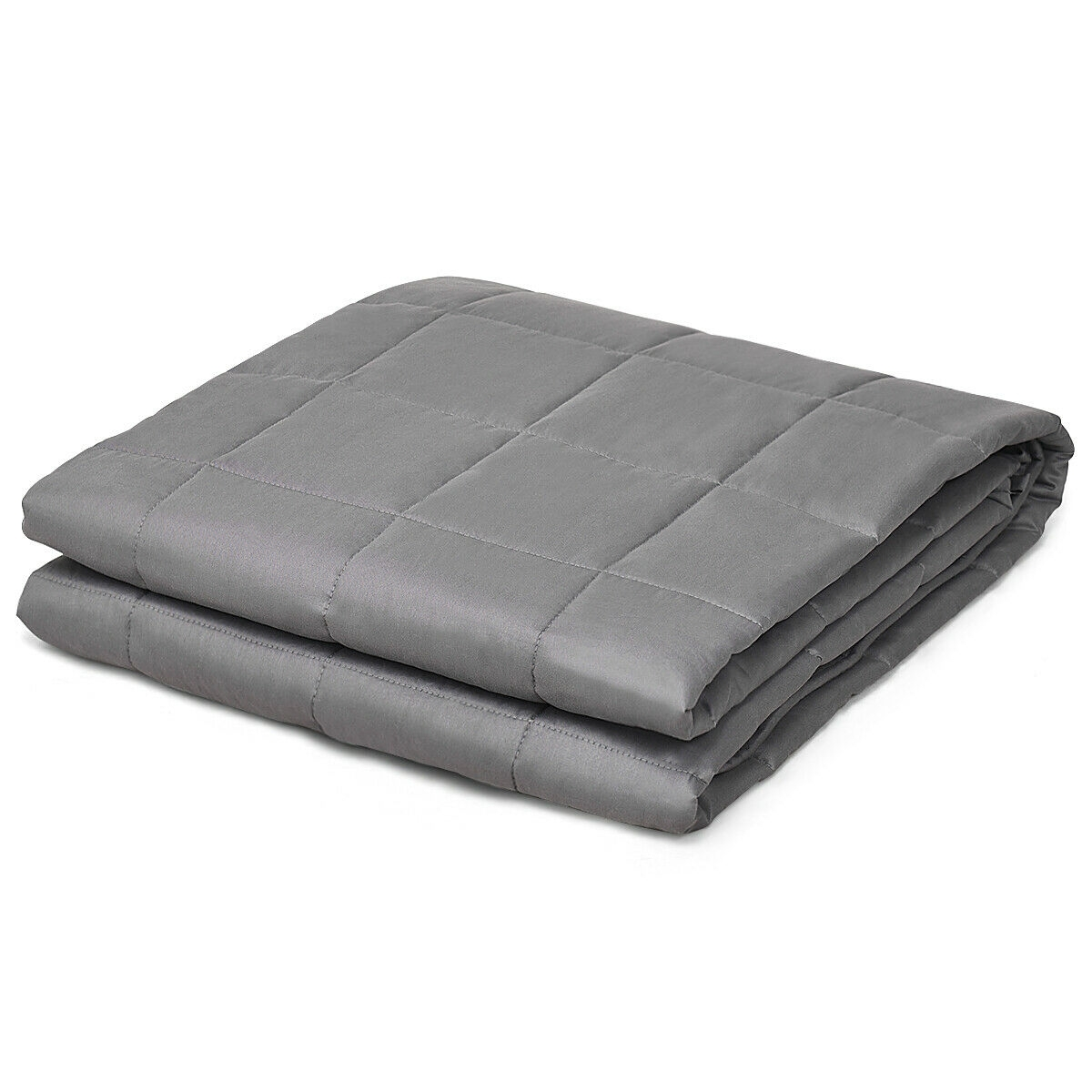 Image of 25 lbs Weighted Blankets 100% Cotton with Glass Beads