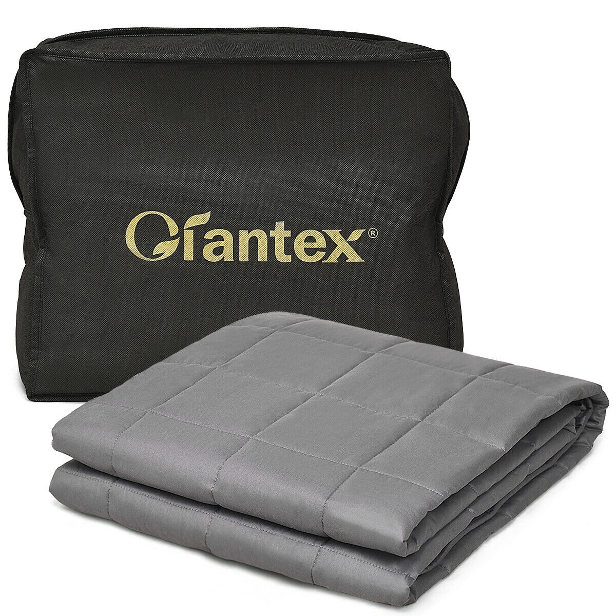 Image of 15 lbs 100% Cotton Weighted Blankets