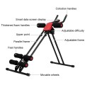 Abdominal Workout Equipment with LCD Monitor for Home Gym