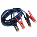 20FT 4 Gague Booster Cable Jumping Cables Power Jumper Start Cars Heavy Duty New