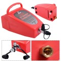 Pneumatic 4.2CFM Air Operated Vacuum Pump A/C Air Conditioning System Tool Auto