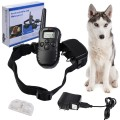 Rechargeable Shock Remote LCD Pet Training Collar