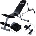 Adjustable Foldable Sit up Incline Abs Bench