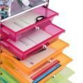 10 Drawer Rolling Storage Cart Organizer
