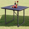 Multi-Use Foldable Midsize Removable Compact Ping-pong Table