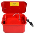 3-1/2 Gallon Electric Parts Washer Solvent Pump Portable