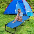 Outdoor Folding Camping Bed for Sleeping Hiking Travel
