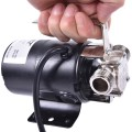 Electric Power Water Transfer Removal Pump 120V Sump Utility 330GPH With Hose