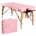 Portable Adjustable Facial Spa Bed  with Carry Case