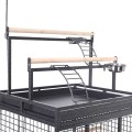 Bird Cage with Play Top Pet Supply