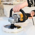 """6 Variable Speed 7"""" Electric Car Polisher Buffer"""