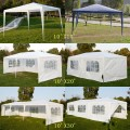 10' x 10' Outdoor Gazebo Cater Events Party Wedding Tent