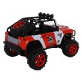 Red 1:22 2.4G 4WD High Speed RC Desert Buggy Truck