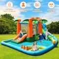 Kids Inflatable Water Slide Bounce House with Blower