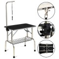 Large Portable Pet Grooming Table