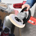 """7"""" Electric 6 Variable Speed Car Polisher Buffer Waxer Sander Detail Boat w/Case"""