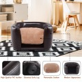 PVC Soft Pet Dog Bed with Cushion