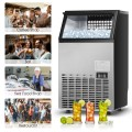 Portable Built-In Stainless Steel Commercial Ice Maker
