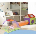 3 In 1 Folding Pop Up Kids Play Tent Playhouse
