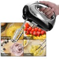 200W 5-Speed Stand Mixer with Dough Hooks Beaters