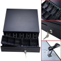 Cash Drawer Box Compatible Epson POS Printers with Tray