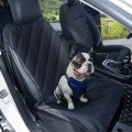 Waterproof Pet Front Seat Cover For Cars w/ Anchor