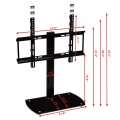 """Universal TV Stand Base Mount for 37"""" - 47"""" Screens"""