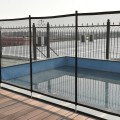 4' x 12' In-ground Swimming Pool Safety Fence