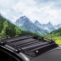 Goplus Universal Roof Rack Cargo Car Top Luggage Hold Carrier