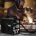MIG 130 Automatic Welder Flux Core Wire with Free Mask