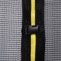 10 ft Combo Bounce Jump Safety Trampoline with Spring Pad Ladder
