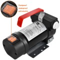 155 W Electric Diesel Oil and Fuel Transfer Extractor Pump Motor