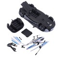 1:14 2.4 G Speed Twins BMW i8 RC Car & Helicopter