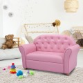 Kids Princess Armrest Chair Lounge Couch