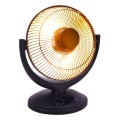 Electric Parabolic Oscillating Space Heater