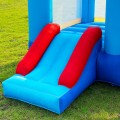 Kids Inflatable Castle Bounce House without Blower