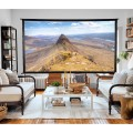 """120"""" 16:9 Home Front Portable Foldaway Projector Screen"""