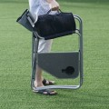 Folding Outdoor Camping Director's Chair with Cup Holder