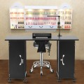 Deluxe Extra-Large Steel Frame Manicure Table