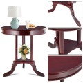 Classic Round End Table Side Table