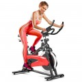 Magnetic Exercise Bike Fitness Cycling Bike with 35Lbs Flywheel for Home and Gym