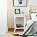 Accent Sofa End Side Table