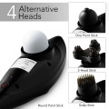 Electric Rechargeable Handheld Deep Tissue Percussion Massager