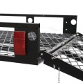 500 Lbs Folding Strong Loading Ramp Wheelchair Carrier