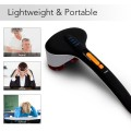 Electric Handheld Dual-Head Deep Tissue Percussion Massager