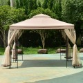 10' x 10' Awning Patio Canopy Tent