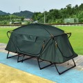 Folding Waterproof 1 Person Camping Tent w/ Carrying Bag