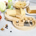 5 pcs Stainless Steel Cheese Knife Set
