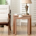 Living Room Furniture Nesting Coffee End Table