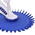 """Automatic Swimming Pool Cleaner Set with 32'6"""" Hoses Climb for In-Ground"""